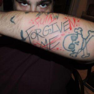 Forgiven Me