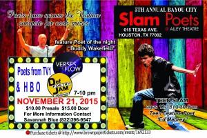 Bayou City 5th Annual