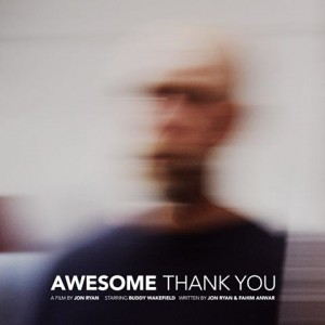 Awesome Thank You Poster