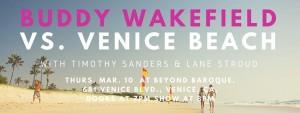 Venice Show Flyer