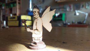 Budwood Fairy
